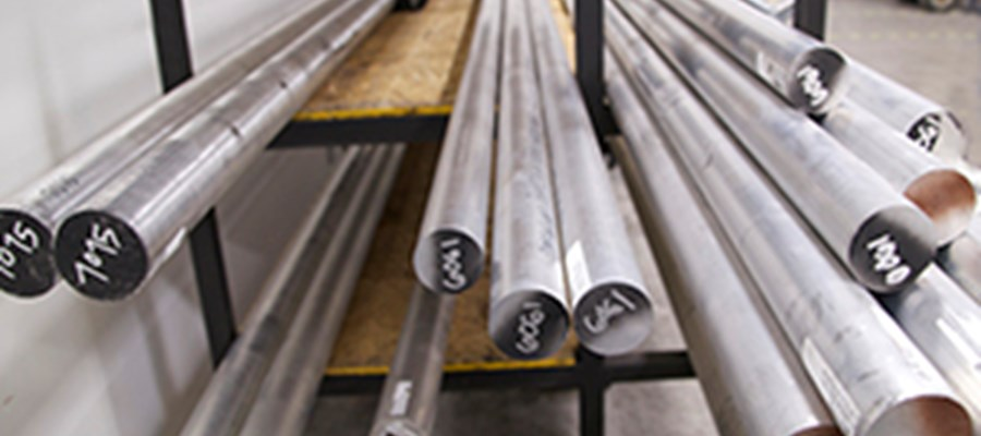 metal rod stock for CNC turning